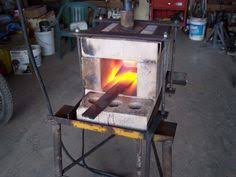 homemade gas forge. fortunately for most people, home blacksmiths have moved to gas forges instead of using coal homemade forge