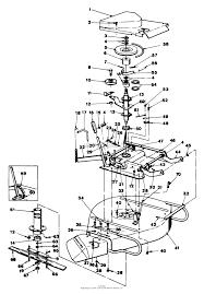 Kohler engine parts diagram snapper 2680 26 8 hp rear engine rider series 0 parts