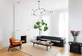 cobble hill brownstonescandinavian living room new york