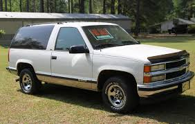 new_found_power 1996 Chevrolet TahoeSport Utility 2D Specs, Photos ...