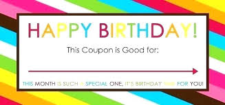 Coupon Template Simple I Owe You Coupon Template Book Free Printable Love Coupons And