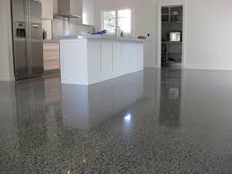 Look Luxurious with Polished Concrete Floors   Home Design