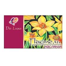 <b>Пастель масляная Луч Люкс</b> 18 цветов – выгодная цена – купить ...