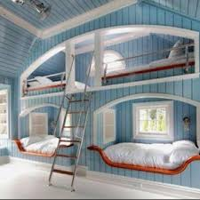 built into wall bed. Freaking Awesome Kids Room Great For Sleepovers Loft Beds Built Into Wall Bed