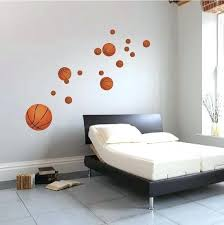 sports wall decals basketball decals basketball murals sports wall decals kids room basketball wall mural bedroom