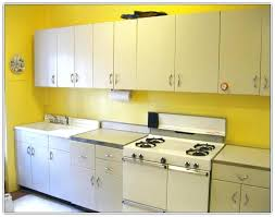 repainting metal kitchen cabinets re old