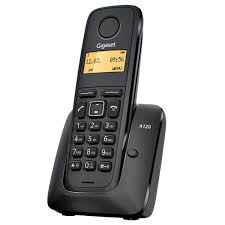 gigaset a120 eco dect cordless handset with base