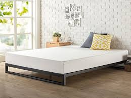low profile bed. Interesting Low Zinus 7 Inch Heavy Duty Low Profile Platforma Bed Frame Mattress  Foundation Boxspring Optional And O