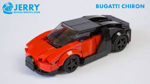 Explore engineering excellence with the lego® technic™ 42083 bugatti chiron advanced building set. Lego Bugatti Chiron Instructions Moc 107 Youtube