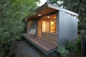 Small Picture Shipping Container Tiny House The Tin Can Cabin A Shipping