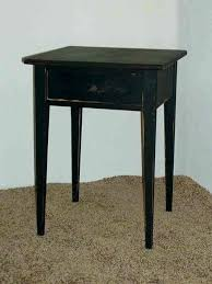 end tables shaker style end tables table handmade primitive color choice rustic cottage coffee plans