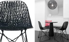 mooi furniture. Carbon Chair Mooi Furniture