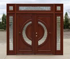 front double doors. Modern Front Double Doors Exterior Door Contemporary Fiberglass Entry Mid Century Interior