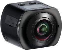 360 Grad Panorama Action Kamera, MixMart HD 1080P WiFi Wasserdichte Action  Kamera Helmkamera 220 ° Weitwinkel 2,0 Zoll mit 2 Verbesserten Batterien  und Zubehör Kits: Amazon.de: Sport & Freizeit