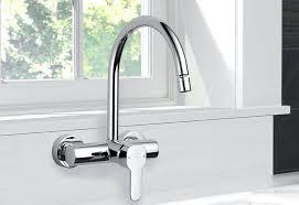 Wall Mount Kitchen Sink Faucet Kitchen mercial Sink Sprayer