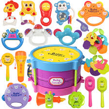 get ations baby toys infant teether rattles 0 1 year old 0 3