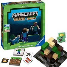 Ravensburger <b>Minecraft</b>: Builders & Biomes Strategy Board <b>Game</b>