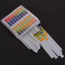 Details About 100 Strips 0 14 Ph Alkaline Acid Test Paper Water Saliva Litmus Testing Th1209