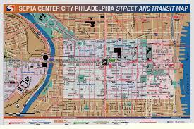 philadelphia tourist map  philadelphia • mappery