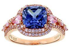 <b>AINUOSHI</b>-Luxury, 6ct Big <b>Oval</b> Topaz-Ring, 925 Sterling Silver ...