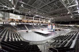 Mavericks Stadium Seating Chart Home Sweet Home Advantage Take A Tour Of Unos Baxter Arena