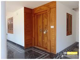 New Idea for homes main door designs in kerala india