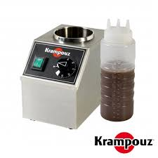 krouz chocolate sauce bottle warmer
