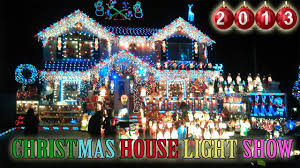 cool christmas house lighting. Christmas House Light Show 2013 [Best Outdoor Decorations In New York] AMAZING! - YouTube Cool Lighting C
