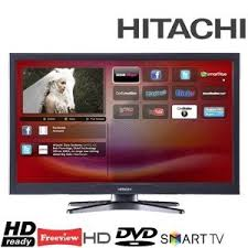 hitachi smart tv. hitachi 24 inch led smart tv with inbuilt dvd player £115 (instore) £125 delivery at the moment x display @ electronic empire - hotukdeals