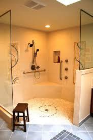 ada bathroom remodel. aging in place and ada sympathetic bathroom remodel by hardline design construction portland, ada o