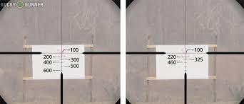 Bdc Reticle Ballistics Chart The Straight Dope On Bullet Drop Comepensator Bdc Scopes