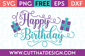 ✓ free for commercial use ✓ high quality images. Free Svg Files Cricut Birthday Cards Svg Free Files Happy Birthday Design