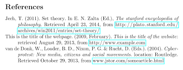 Biblatex How To Include The Title Of The Website In Bibliography