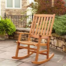 how to build a rocking chair by yourself free diy furniture plans