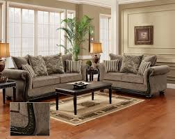... Living Room, Rustic Indian Furniture Printed Microfiber Living Room Set  With Studded Accents Furniture Pinterest ...