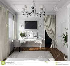 Living Room Classic Design Classic Design Of Interior Stock Photography Image 3894632