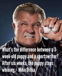 Funny Mike Ditka Quotes