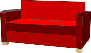 uncomfortable couch. Sofa Couch Red Furniture Uncomfortable