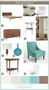 Best Images About Retro Bedroom On Pinterest Modern Retro - Modern retro bedroom