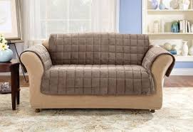 Cover furniture Couch Deluxe Comfort Loveseat Furniture Cover With Arms Surefit Pet Solutions Pet Furniture Covers Protectors Surefit