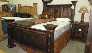 Happy Trails Rustic Western Furniture BEDROOM Happy Trails