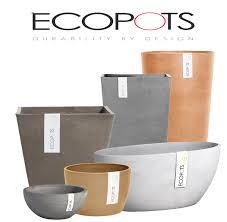 <b>Кашпо</b> Ecopots | Купить в интернет магазине