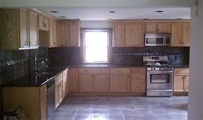 top best kitchen flooring ideas with oak cabinets with top kitchen fk43