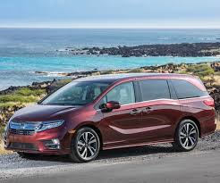 The 2018 Honda Odyssey Is The Result Of A U.S.-centered Development  Program. Research