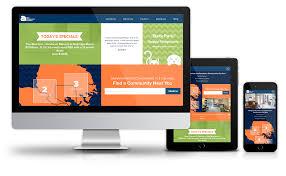 apartment website design. Apartment Website Design For A\u0026G Management