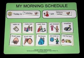 Great Websites To Use To Make Picture Schedules L K