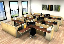 home office workstations. Beautiful Home Home Office Workstation Small Workstations Interesting Cubicle  From 6 Pack Cluster Modern To Home Office Workstations