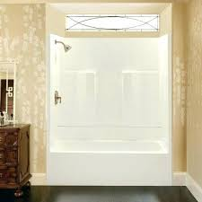contemporary home depot shower doors bathtub shower combo home depot sliding shower door parts