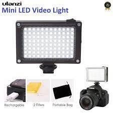 Shop bán Đèn LED Quay Phim Mini Cho Điện Thoại Ulanzi FT-96 - Đèn LED Quay  Video Cho Máy Ảnh DSLR