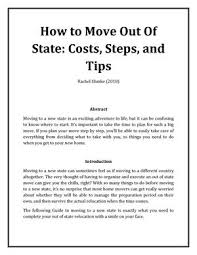 steps to moving out of state. Simple Out How To Move Out Of State Costs Steps And Tips With Steps Moving